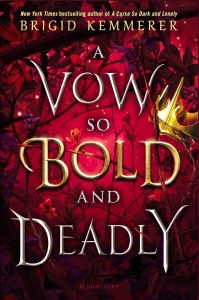 a vow so bold